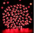 Новогодняя гирлянда 63 м 1000 LED (Красный цвет), фото 2