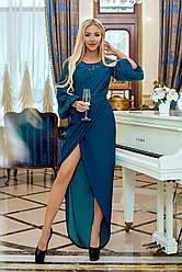Платье гипюр в расцветках 321240