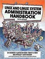 , UNIX and Linux System Administration Handbook 5th Edition