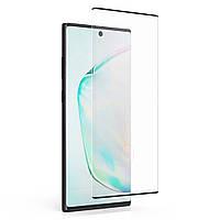 Защитное стекло Full Screen Full Glue 3D Tempered Glass для Samsung Galaxy Note 10, Black