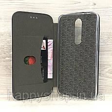Чехол-книжка Gelius Leather для Nokia 5.1 Plus (TA-1105) Черный, фото 2