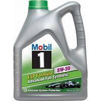 Моторное масло Mobil ESP Formula 5W30 (4л)
