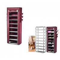 Тканевый шкаф для обуви Shoe Cabinet 9 layer