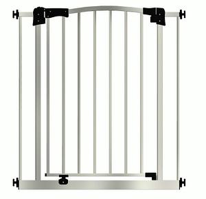 Детские ворота безопасности Maxigate (73-82см) высота 107