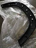 Молдинг переднего левого крыла чери Тигго 2, Chery Tiggo 2, j69-5512710, фото 3
