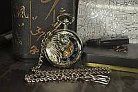 Механические карманные часы с автоподзаводом YISUYA №65
