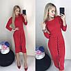 Эффектное шикарное облегающее платье со шнуровкой от талии к низу, красивая женская одежда, фото 4