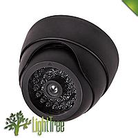 Купольная камера видеонаблюдения муляж обманка A28