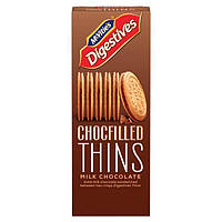McVitie's Milk Choc-Filled Thins 130g