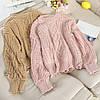 Вязаный свитер на каждый день 44-46 (в расцветках), фото 4