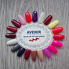 Гель-лак для ногтей AVENIR Cosmetics 10 мл. № 009 м Сиренево-розовый, фото 6