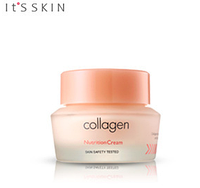 Корея. It's Skin Collagen Nutrition Cream. Крем для лица с морским коллагеном. 50мл.