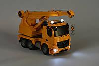 Игрушка автокран на радиоуправлении Mercedes-Benz 1:20 Same Toy E526-003