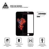 Защитное стекло для iPhone 6S Black 3D