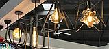 Ретро Лампа Horoz RUSTIC STAR 6W Filament led E27, фото 4