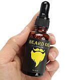 Beard Oil масло для быстрого роста бороды и усов, фото 8