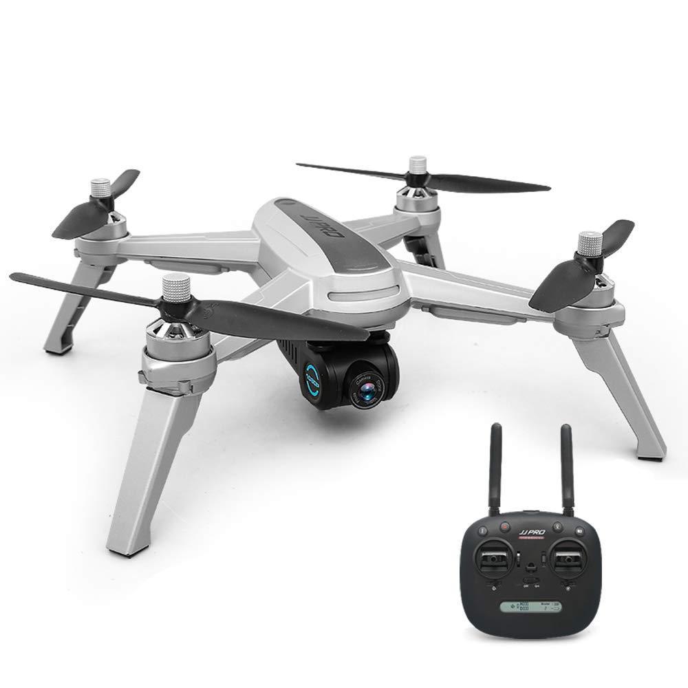 Квадрокоптер JJRC JJPRO X5 GPS WI-FI FullHD FPV Камера 5GHz Серый