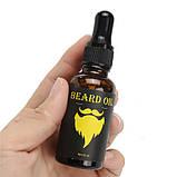Масло для быстрого роста бороды и усов  Beard Oil, фото 4