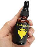 Масло для быстрого роста бороды и усов  Beard Oil, фото 8