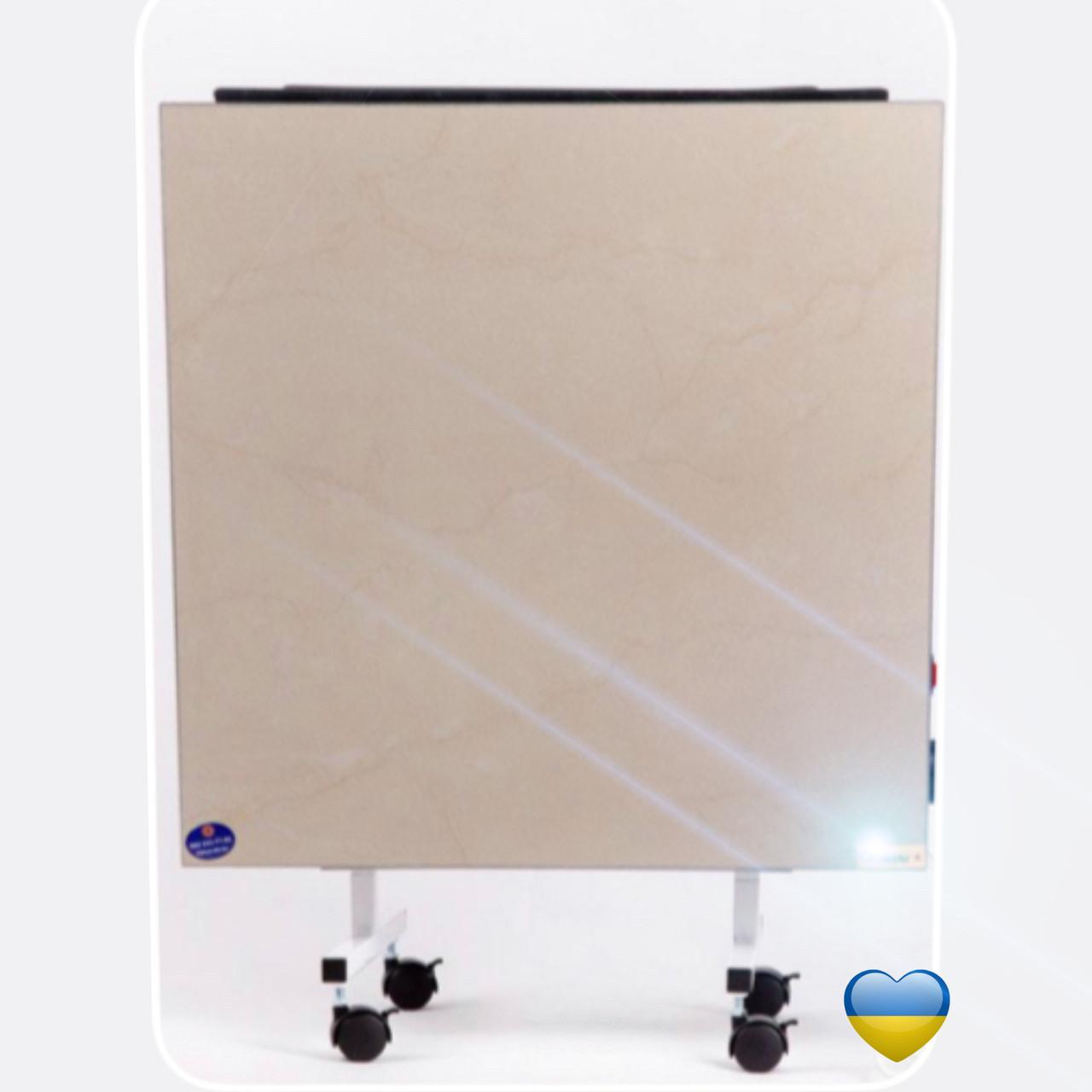 Обогреватель керамический инфракрасный энергосберегающий ВЕНЕЦИЯ ПКК 700Вт 60x60 см механ. терморег.