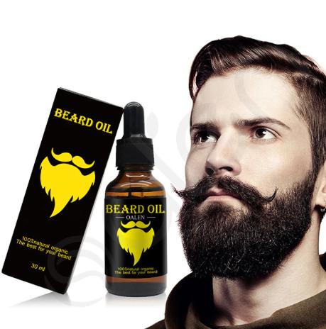 Beard Oil cредство для быстрого роста бороды и усов