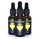 Beard Oil cредство для быстрого роста бороды и усов, фото 6