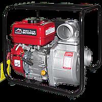 Мотопомпа бензиновая  VULKAN SCWP80 для чистой воды 55 м.куб/час
