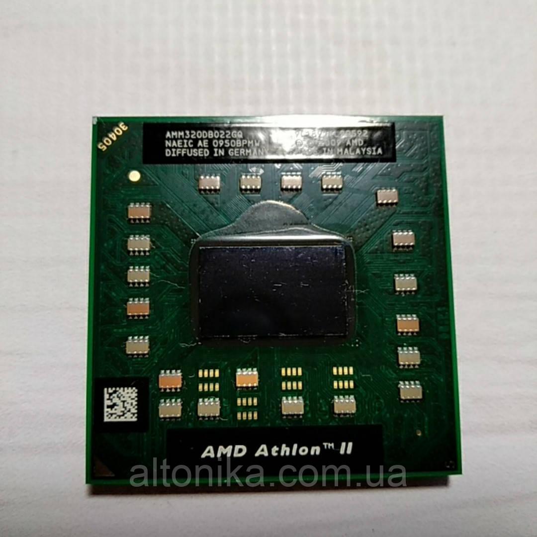 Процессор для ноутбука AMD Athlon II M320 AMM320DB022GQ 2.1GHz Socket S1g3