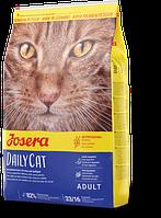 Josera DailyCat 10 кг, беззерновой корм для взрослых котов