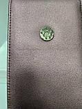 Клатч сумочка кошелек женский Forever, розово-сиреневого цвета, фото 3