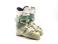 Б/у ботинки лыжные ROSSIGNOL KELIA размер 41 (стелька 26 см)