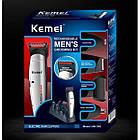 Стайлер Триммер Мультитример Kemei KM-560 - 5в1 для стрижки 3-13 мм, для Носа и ушей, для Подбривания, фото 4