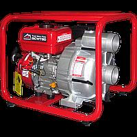 Мотопомпа бензиновая  VULKAN SCWT80 для грязной воды 58 м.куб/час