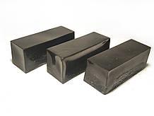 Кольоровий чорний бджолиний віск для виготовлення свічок, розпису писанок. Ціна за 100 грам.
