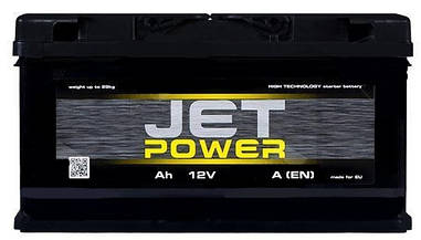 Автомобильный аккумулятор Jet Power 6СТ-75