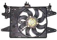 Дифузор с вентелятором 1.4 8v-1.6 16v Doblo 2005-2009 51768022