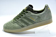 Мужские ретро кроссовки в стиле Adidas Gazelle, Khaki\Green
