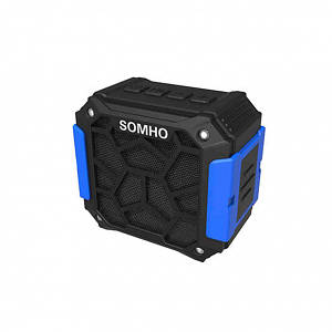 Колонки SOMHO S306 Black-blue