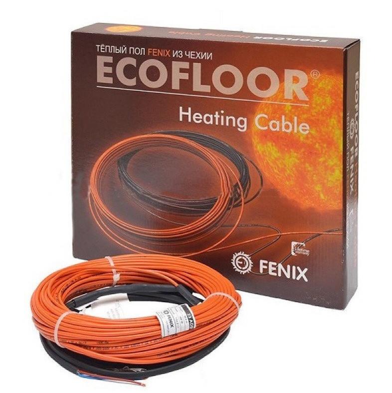 Нагревательный кабель Fenix (Чехия) в стяжку двужильный