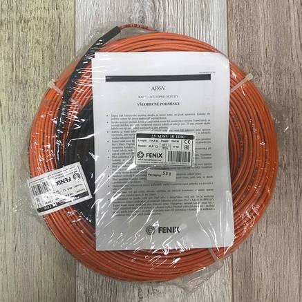 Нагревательный кабель Fenix (Чехия) в стяжку двужильный, фото 2