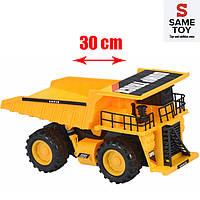 Машина детская самосвал, Same Toy, Mod-Builder R6010Ut