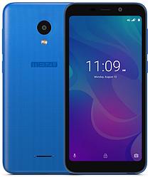 """Meizu C9 Blue 2/16 Gb, 5.45"""", Spreadtrum SC9832E, 3G, 4G (Global)"""