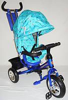 Велосипед детский  с ручкой AZIMUT TRIKE BC-17