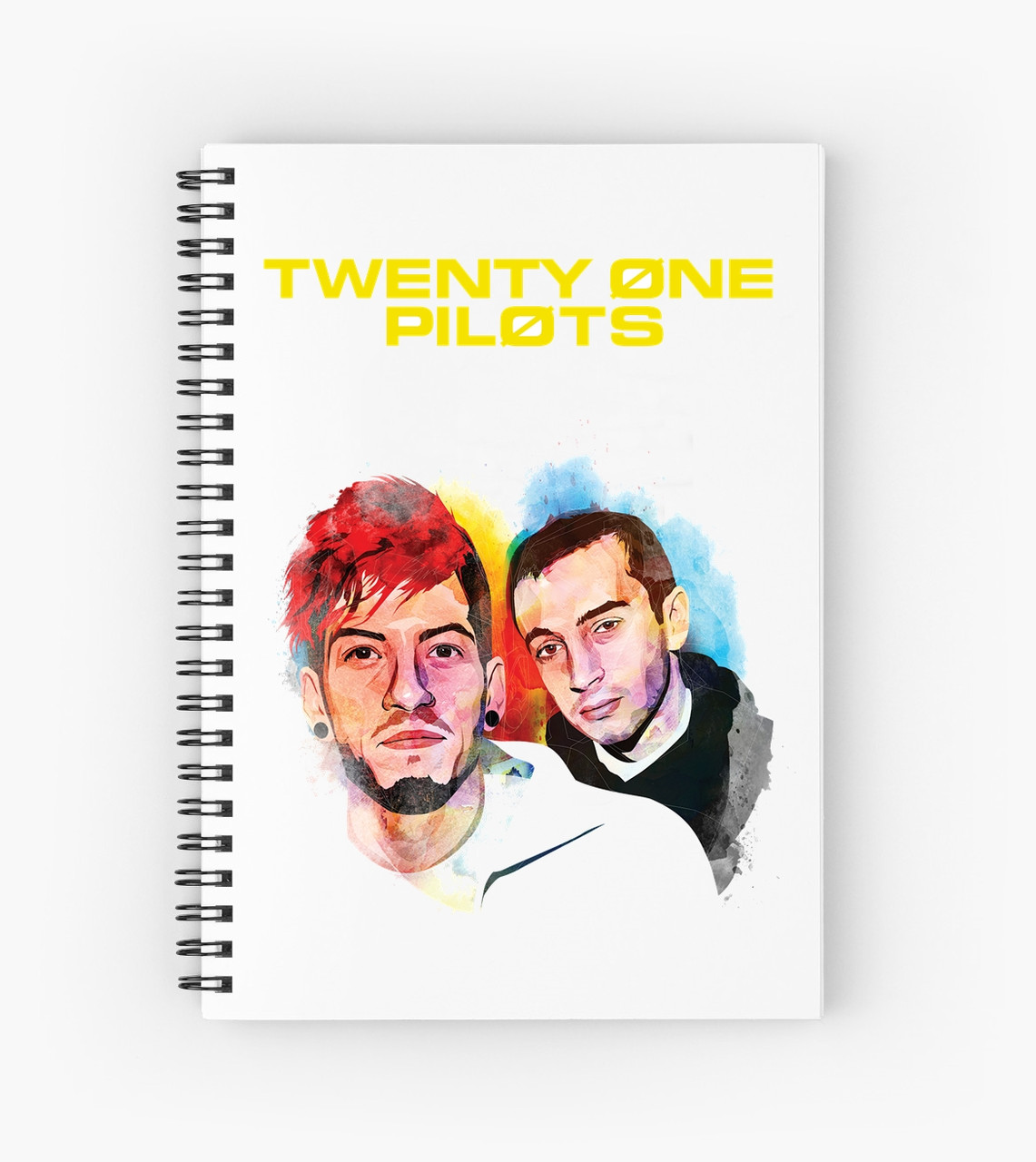 Блокнот Twenty One Pilots 2