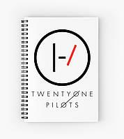 Блокнот Twenty One Pilots 9, фото 1