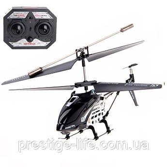 Вертолет на радиоуправлении Model King 33008 с гироскопом, светом Черный