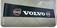 Заказ покупателя на изготовление двух виниловых наклеек на лобовое стекло грузового авто VOLVO