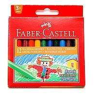 Мелки восковые, пастельные, цветные для детей
