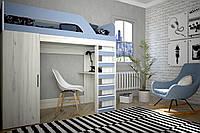 """Детская кровать-чердак """"Нью-Йорк - 2"""", фото 1"""