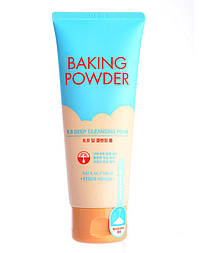 Пенка для умывания и глубокой очистки Etude House Baking Powder BB Deep Cleansing Foam, 150 мл